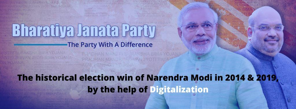 The-historical-election-win-of-Narendra-Modi-by-the-help-of-Digitalization