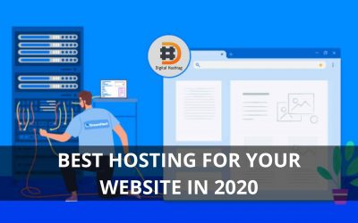 Best hosting for the website in 2020