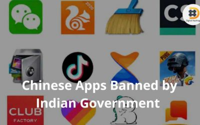 Why the 59 Chinese Apps banned by the Indian government?
