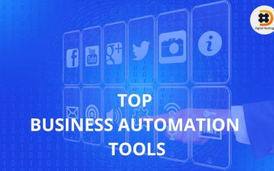 TOP BUSINESS AUTOMATION TOOLS