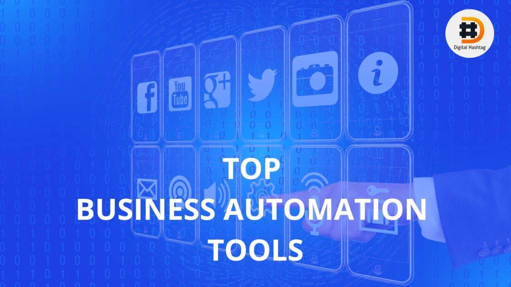 OP BUSINESS AUTOMATION TOOLS