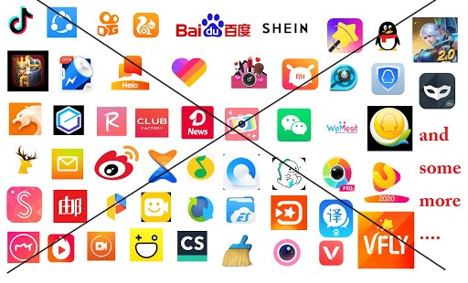 banned chinese app by indian govt.